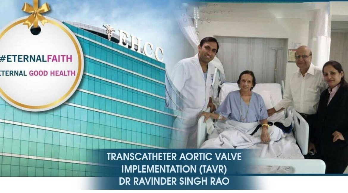 Transcatheter Aortic Valve Replacement (TAVR) in India, Heart Expert India