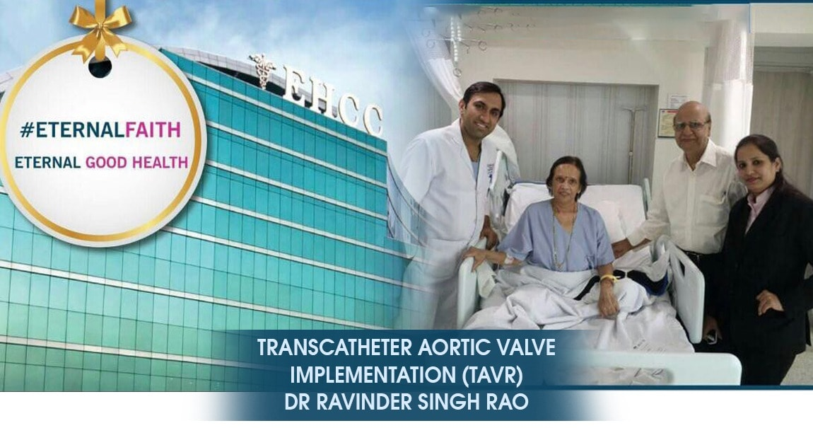 Tavr Expert in India, Heart Valve Expert in India