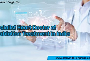 Specialist Heart Doctor of Rotablation Treatment in India | Best Cardiologist Expert in India