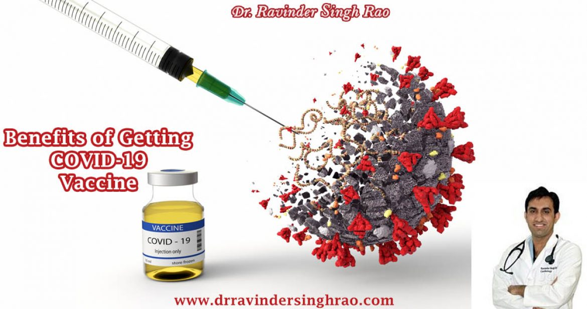 Benefits of Getting a COVID-19 Vaccine | Complicated Angioplasty Expert